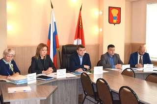 Глава администрации Уссурийска встретился с резидентами Свободного порта Владивосток