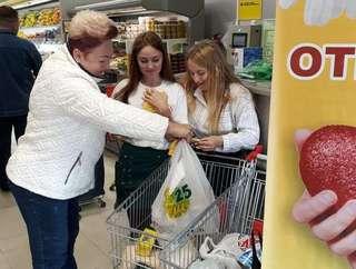 Почти 90 уссурийских семей получат продуктовые наборы, собранные неравнодушными горожанами
