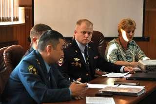 Заседание межведомственной комиссии по профилактике правонарушений состоялось в Уссурийске