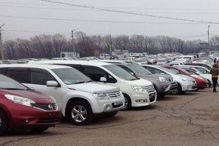 Авторынок Уссурийска: поток покупателей привел к незначительному снижению цен