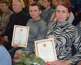 Лучших добровольных пожарных наградили в УГО