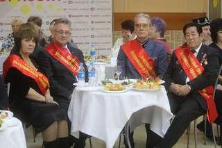 Активистов-общественников чествовали в Уссурийске