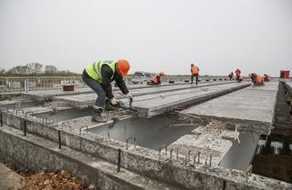 Строительство моста в Кроуновку начнется на этой неделе