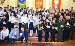 Золотые знаки отличия «ВФСК ГТО» получили 172 жителя Уссурийска