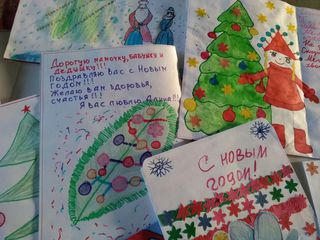 В почтовых отделениях Приморья завершился прием новогодней почты Деду Морозу