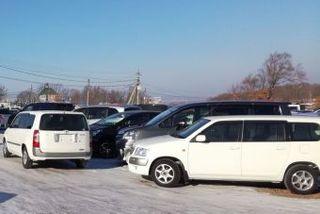 Авторынок Уссурийска: Toyota Probox и Succeed так много, что среди них можно заблудиться