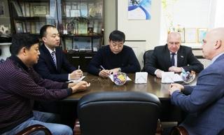 Делегация из Китая посетила Уссурийск