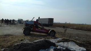 Заключительная зимняя гонка автокросса на багги собрала 11 приморских пилотов в Уссурийске
