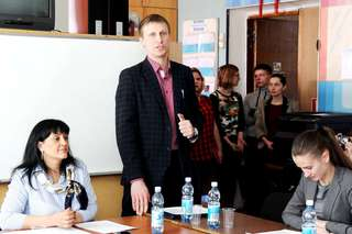 Развитие волонтерской деятельности в Уссурийске обсудили за круглым столом