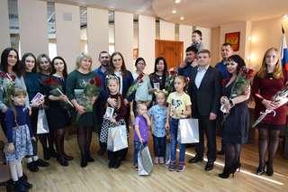 В администрации УГО состоялось награждение победителей фотоконкурса «Приморье выбирает»