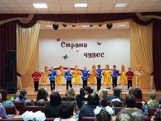 Вокальный конкурс фестиваля «Страна чудес» прошел в Уссурийске