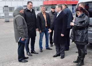 Евгений Корж дал оценку благоустройству Уссурийска