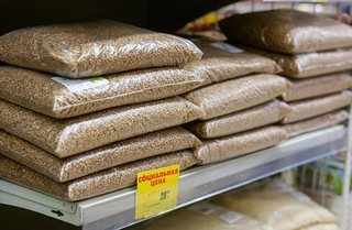 Гречка, рис и сливочное масло подешевели в Приморье