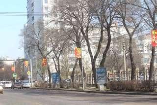 Уссурийск готовится к 9 Мая: первые праздничные консоли появились сегодня на улицах города