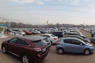 Авторынок Уссурийска: покупателям нужен «свежий привоз»
