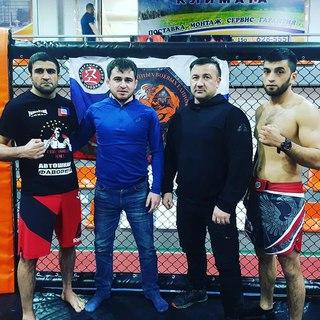 Бойцы клуба Черкес привезли три золотых медалей в Уссурийск