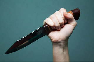 В Уссурийске убийца зарезал прохожего