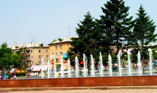 Фонтанный комплекс на площади Уссурийска пройдет плановое техническое обслуживание
