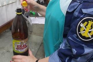 Алкоголь вместо кваса попытались передать в СИЗО-2 в Уссурийске