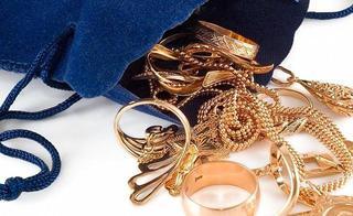 Житель Уссурийска украл у знакомых золота на 100 тыс. рублей