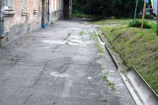 В Уссурийске начались работы по благоустройству придомовых территорий