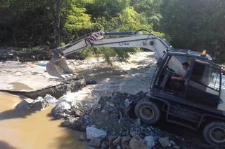 Восстановлено движение транспорта в село Кроуновка