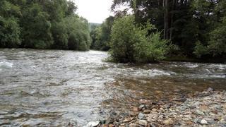 Китайская граница перекрыта из-за разлива реки в Приморье