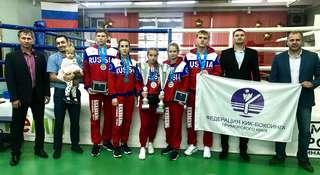 Глава региона Андрей Тарасенко поздравил уссурийских спортсменов с победой на первенстве мира