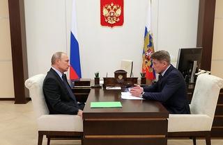 Владимир Путин назначил нового врио Губернатора Приморья