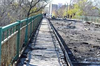 Глава администрации потребовал у подрядчика ускорить темпы работ на Чичеринском мосту