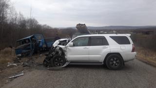 Под Уссурийском в ДТП погиб пассажир