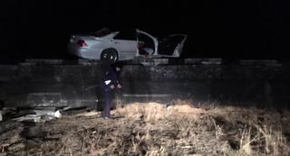 На трассе под Уссурийском погибли два человека