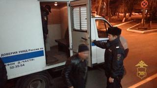 В Уссурийске полицейские задержали подозреваемого в краже телевизора