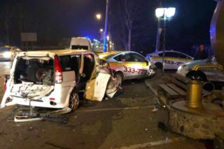 Смертельное ДТП произошло в Уссурийске, погиб молодой мужчина