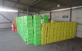 Более 13,5 тонн контрафактных безалкогольных напитков изъяли уссурийские таможенники