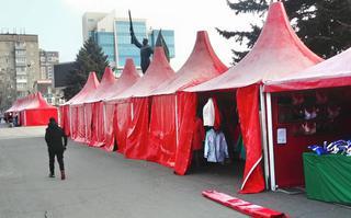 Сегодня на центральной площади Уссурийска открывается выставка-ярмарка белорусских производителей