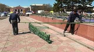Городские фонтаны начнут работать с 1 мая