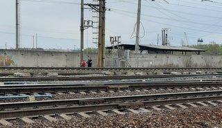Уссурийские транспортные полицейские предотвратили несчастный случай на железной дороге