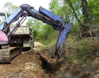В Уссурийске восстанавливают систему водоотведения