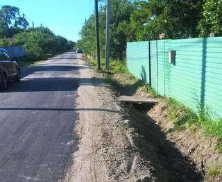 В селах Уссурийского городского округа идет асфальтирование дорожного полотна