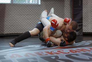 Приморские бойцы сразились в турнире на призы клуба