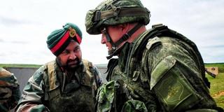 В Уссурийске военные России и Индии согласовывают учение «Индра-2019»