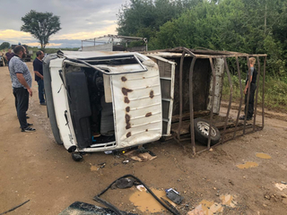 В районе Уссурийска произошло ДТП, в результате чего один из водителей скончался на месте