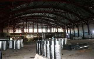 В Уссурийске продолжается строительство ледовой арены
