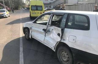 Проводится проверка по факту ДТП с участием пассажирского автобуса в Уссурийске
