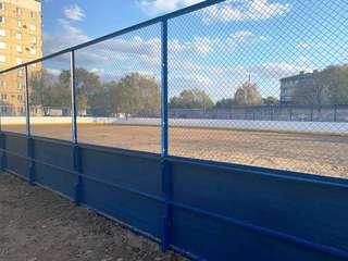Новая универсальная спортивная площадка появилась в Уссурийске