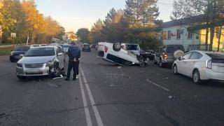 Суд назначил арест автомобилисту, спровоцировавшему ДТП с участием пяти автомашин в Уссурийске