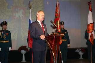 День ракетных войск и артиллерии отметили в Уссурийске