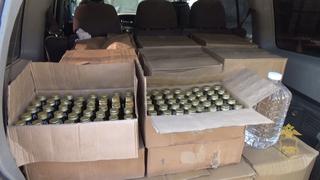 В Уссурийске сотрудники полиции пресекли незаконный оборот спиртосодержащей жидкости