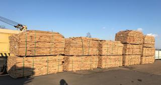 Незаконный вывоз в Китай пиломатериалов на 1,4 млн рублей предотвратили уссурийские таможенники